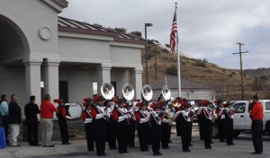 2014 - First American Bank in Bayard - Bayard HS Band
