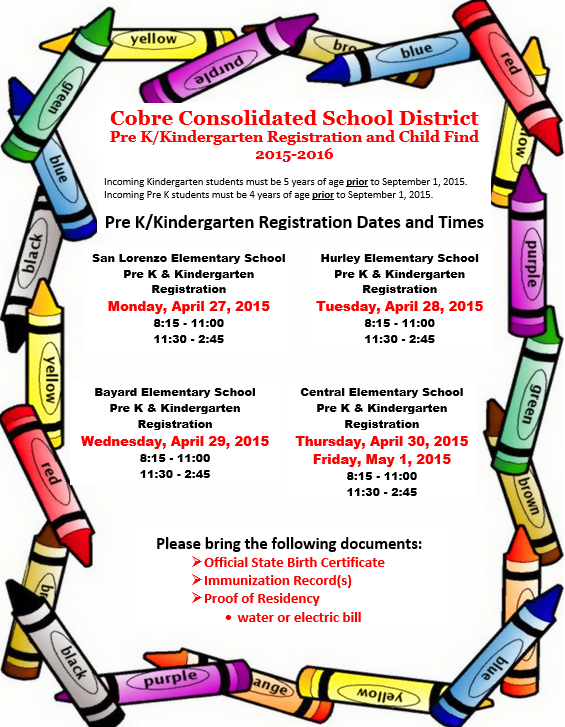 cobre registration