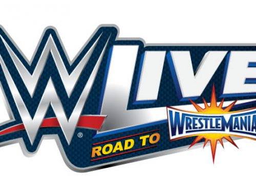 WWE Road to Wrestlemania is February 11th!