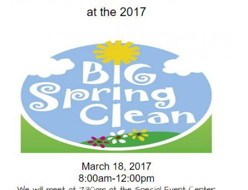 Big Spring Cleanup in Lordsburg on Saturday