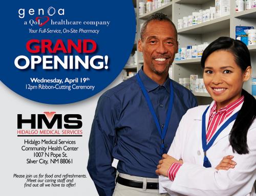 Hidalgo Medical Services and Genoa Pharmacy Ribbon Cutting on Wednesday