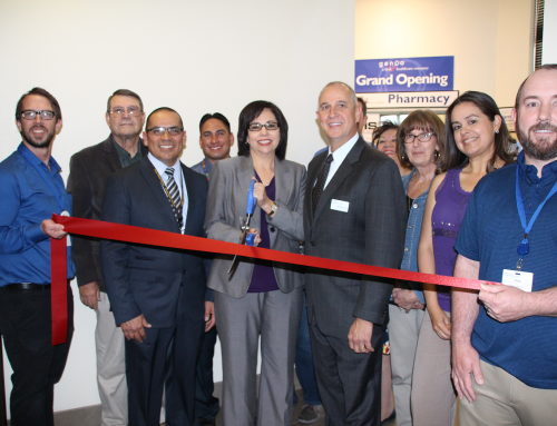 HMS and Genoa Celebrate Grand Opening of New Pharmacy