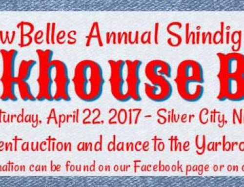 Copper CowBelles Annual Shindig is this Saturday