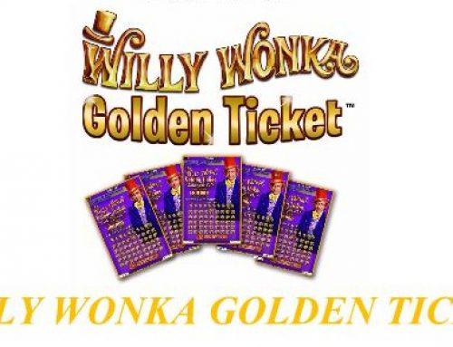 Oompa Loompa Doompety Doo – What Would You Do for a Willy Wonka Golden Ticket Scratcher or Two?