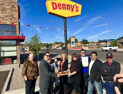 "Official Denny's Restaurant ""Grand Opening"" – November 1, 2017"