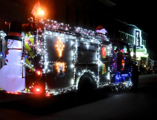 27th Annual Lighted Christmas Parade