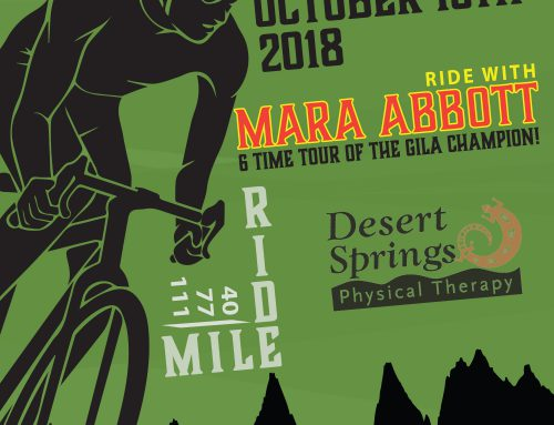 Gila Monster Grand Fondo: October 13th, 2018