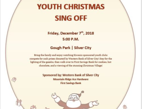 Kiwanis Youth Holiday Sing Off