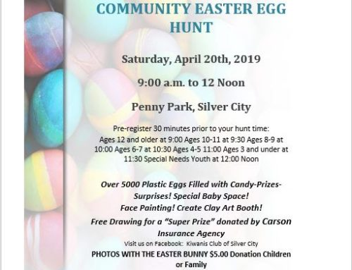 6th Annual Kiwanis Free Community Easter Egg Hunt