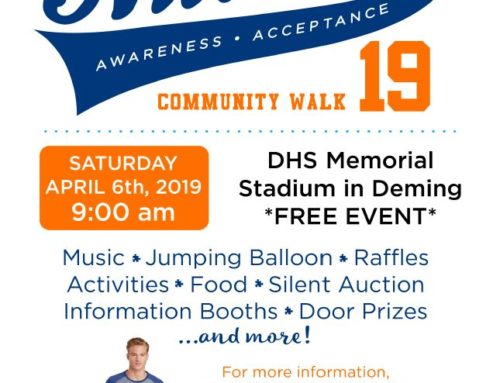 Deming Autism Walk 2019