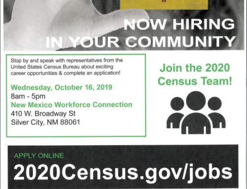 2020 U.S Census Hiring Event