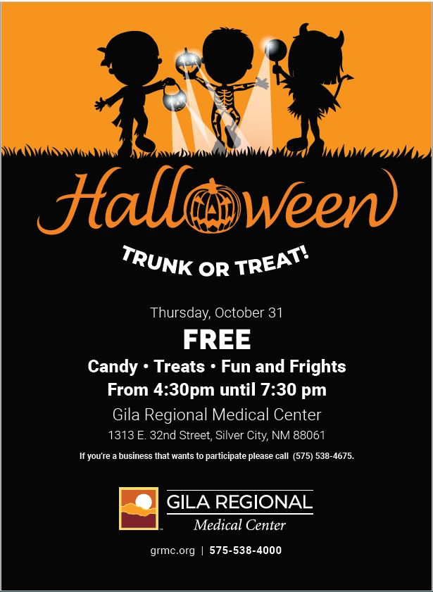 GRMC Halloween Trunk or Treat