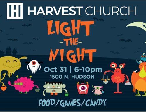 Harvest Fellowship Light the Night