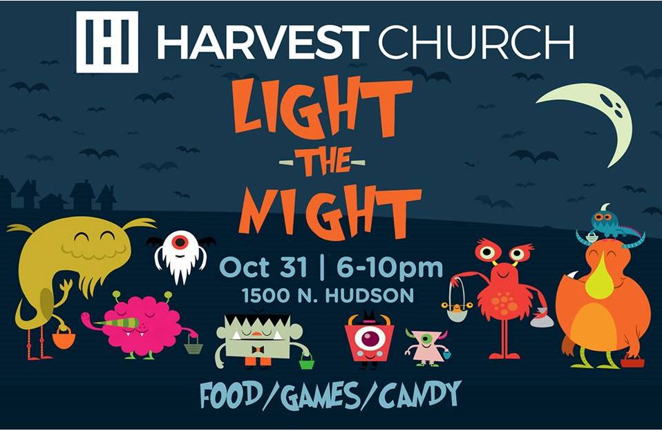 Harvest Fellowship Light the Night