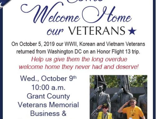 Welcome Home to Our Veterans Celebration!