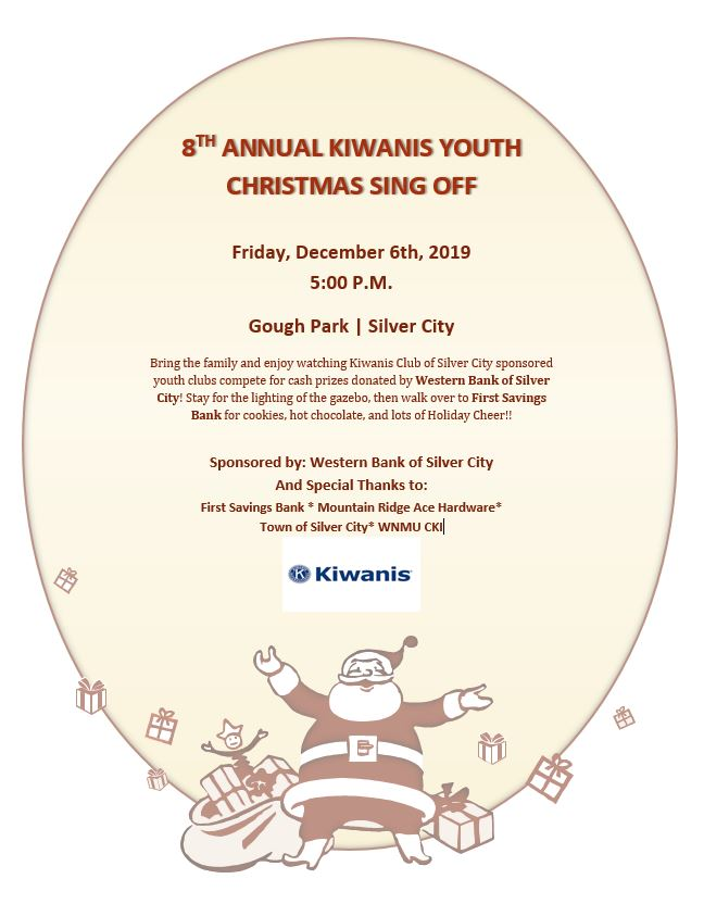 8th Annual Kiwanis Youth Sing Off