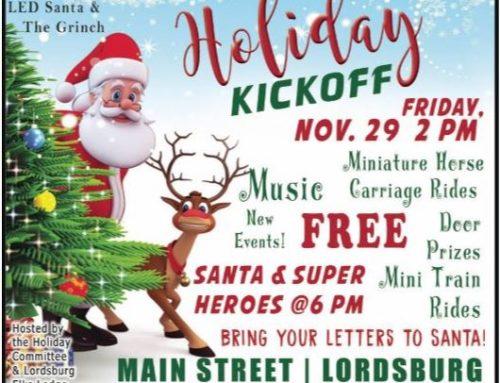 Mainstreet-Lordsburg Christmas Kickoff