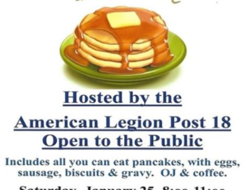 American Legion Pancake Breakfast