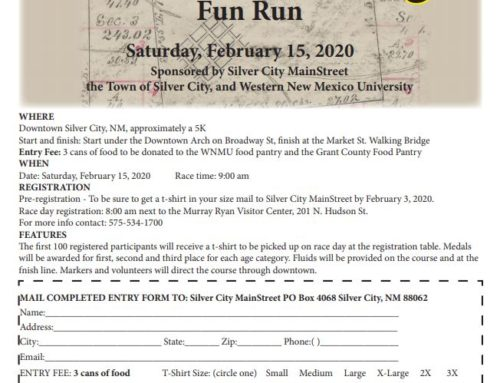 Silver City Territorial Charter Day Urban Challenge Fun Run