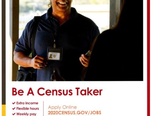 2020 Census Job Opportunities