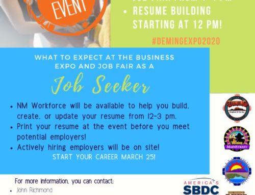 Deming Job Fair