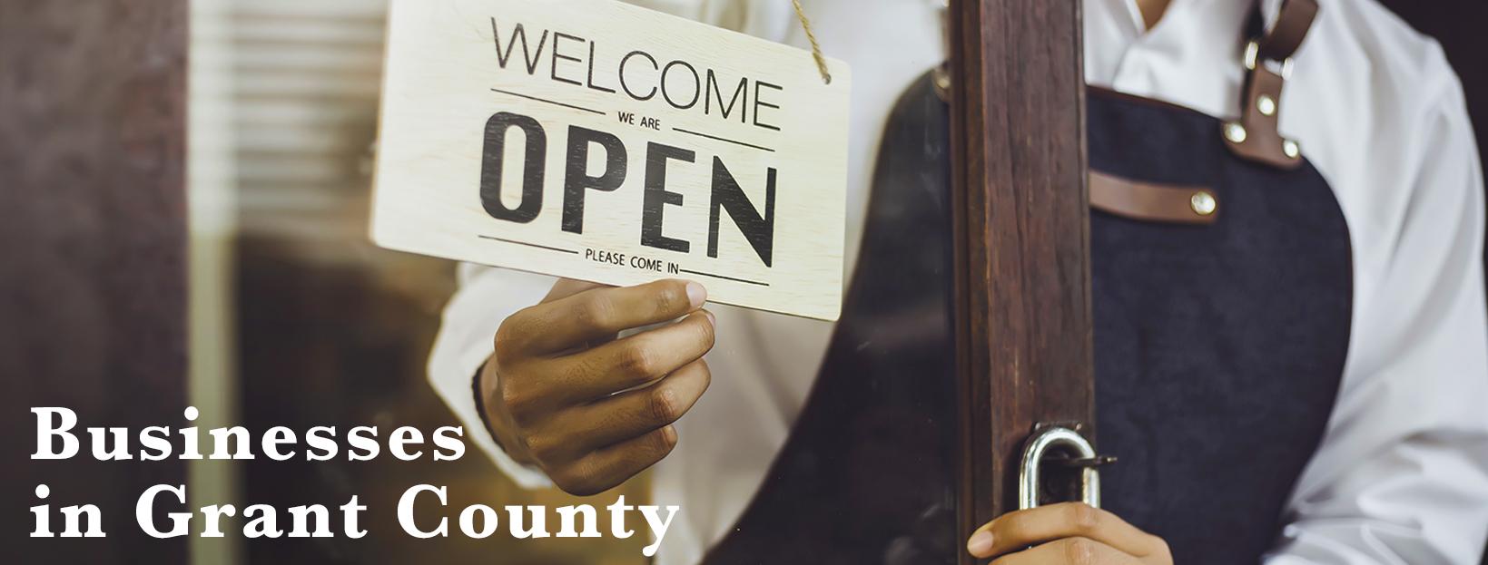 Grant County OPEN