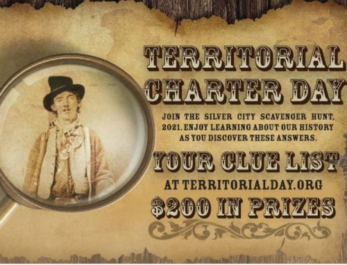 Join the Silver City Territorial Day Scavenger Hunt