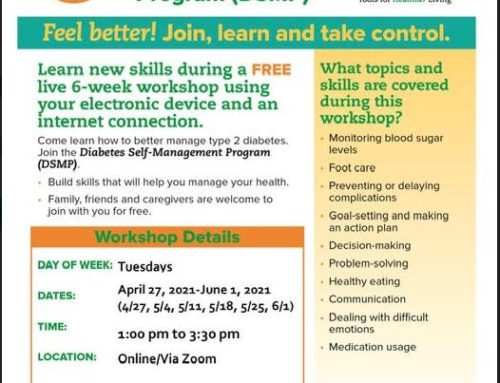 Free Diabetes Self Management Program