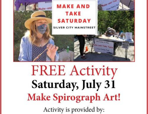 Free Make & Take Saturday