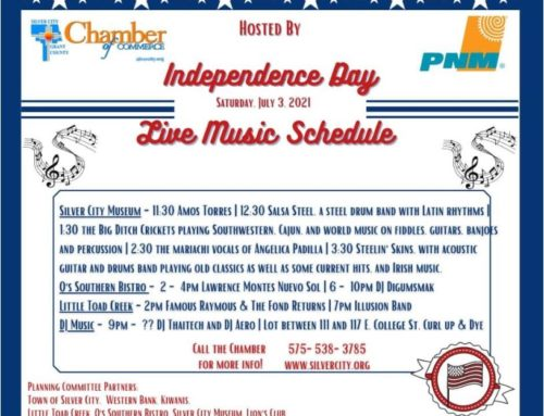 Independence Day Live Music Schedule