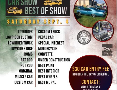 Labor Day Weekend Car Show