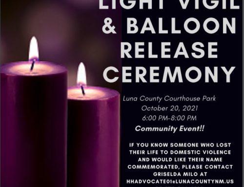 Deming Candlelight Vigil