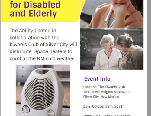 Free Space Heaters for the Disabled and Elderly
