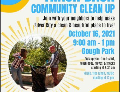 Trash Bash Community Clean Up